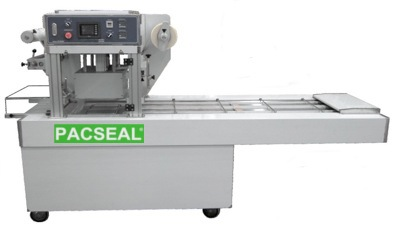 Auto Inline Tray Sealing Machine Image