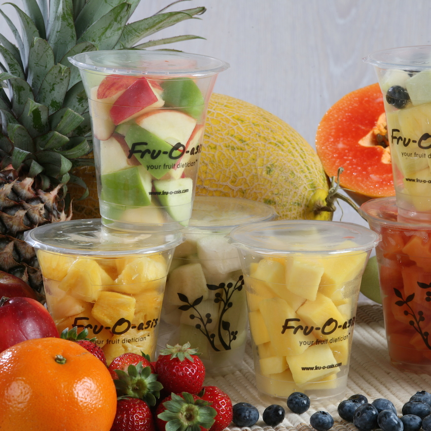 PACKAGING FOR FRUITS & VEGETABLE BY UTOC