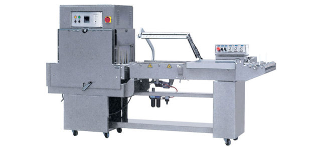 Semi Auto Shrink Wrap Machine Image