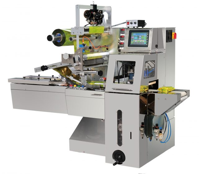 MD Servo Pillow Pack Machine Image