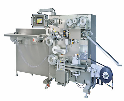 Tablet Blister Packaging Machine Image